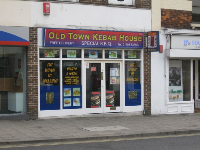 Old Town Kebab House